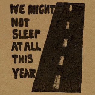 75OL-014 : A Passing Feeling - We Might Not Sleep at All This Year