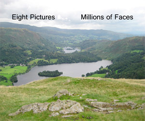 75OL-111 : Eight Pictures - Millions of Faces