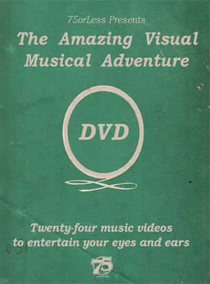 75OL-150 : The Amazing Visual Musical Adventure DVD