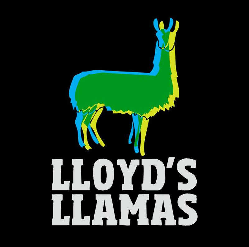 header Lloyd's Llamas