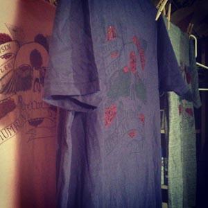 75OL-179 Allysen Callery t-shirts