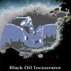 OUT NOW OCT 22 – BLACK OIL INCINERATOR LIVE AT DUSK