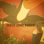OUT NOW! NOV 11  Thrift Store Ransom's Self Titled album