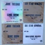 OUT AUG 20!! JODIE TRELOAR / SIX STAR GENERAL SPLIT 7 INCH