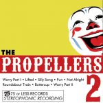 THE PROPELLERS I & II NOW AVAILABLE DIGITALLY