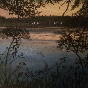 OUT OCT 22! STEVE K'S 'L4EO'