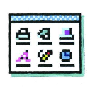 OUT JAN 14!  Pixels 'Accessories' CD & Cassette