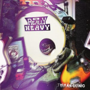 OUT JAN 25! THE REALLY HEAVY 'TITAN CLINIC'