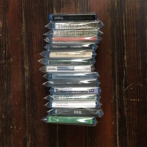 75ORLESS SUMMER 2018 CASSETTE COLLECTION