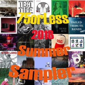 FREE DOWNLOAD! 25 TRACKS IT'S THE 75ORLESS SUMMER SAMPLER